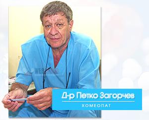 Д-р. Петко Загорчев