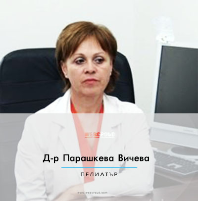 Д-р Парашкева Вичева