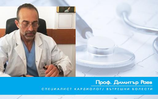 Проф. Димитър Раев