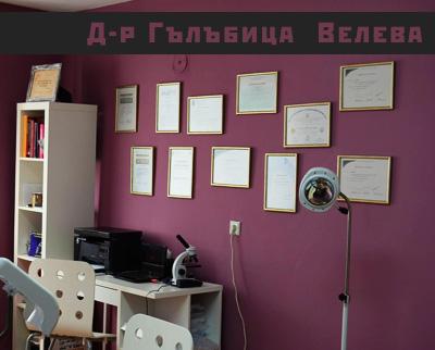 Д-р Гълъбица Велева