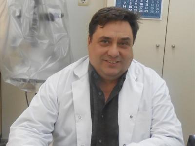 Д-р Мариус Кирков
