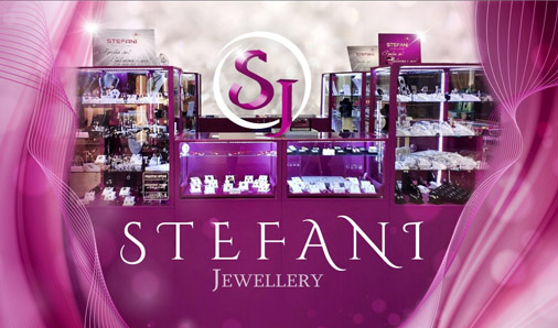 Stefani jewellery