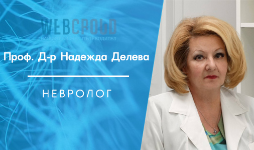 Проф. Д-р Надежда Делева