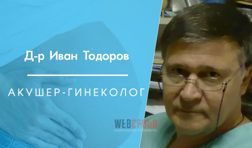 Д-р Иван Тодоров