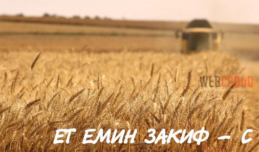 ЕТ ЕМИН ЗАКИФ – С