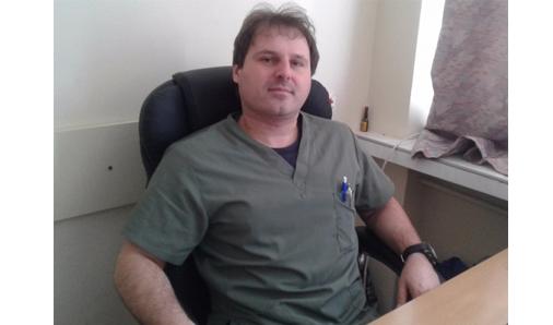 Доц. Д-р Пламен Чернополски