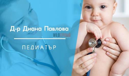 Д-р Диана Павлова