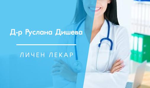 Д-р Руслана Дишева