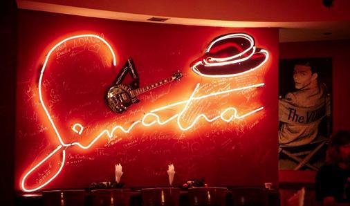 Piano Bar Sinatra Sofia