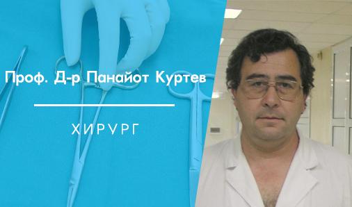 Проф. Д-р Панайот Куртев