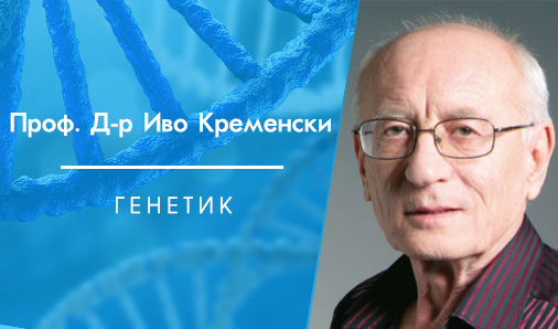 Проф. Д-р Иво Кременски