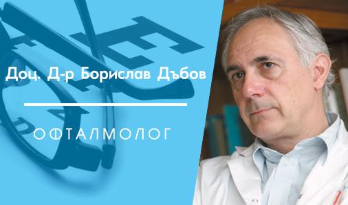 Доц. Д-р Борислав Дъбов