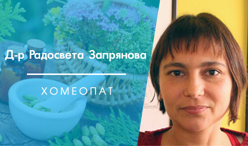 Д-р Радосвета Запрянова
