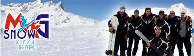 Ски & Сноуборд училище М&G Snow